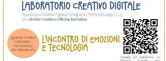 Il Laboratorio Creativo Digitale si presenta al Gran Teatro Puccini