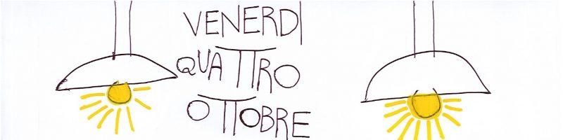 4 ottobre si FESTEGGIA IL CAPANNONE di via Virgilio